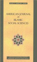 American Journal of Islamic Social Sciences 18 3