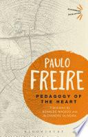 Pedagogy of the Heart Book