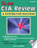 CIA: A System For Success