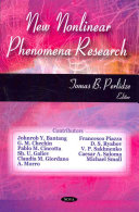 New Nonlinear Phenomena Research