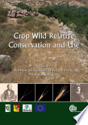Crop Wild Relative Conservation And Use Book PDF