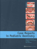 Case Reports in Pediatric Dentistry