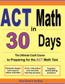 ACT Math in 30 Days