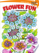 SPARK Flower Fun Coloring Book