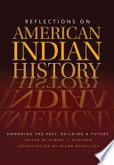 Reflections on American Indian History Book