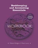 Cover of Bookkeeping Accounting Essentials: workbook