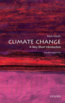 Climate Change  a Very Short Introduction