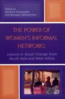 The Power of Women s Informal Networks