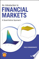 An Introduction to Financial Markets