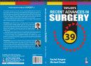 Taylor s Recent Advances in Surgery 39