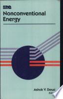 Nonconventional Energy