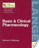 Pharmacology Valuepack- Basic and Clinical Pharma and Road Map Pharmacology