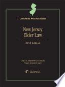 LexisNexis Practice Guide New Jersey Elder Law