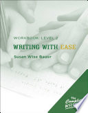 Writing with Ease Book