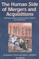 The Human Side of Mergers and Acquisitions ebook