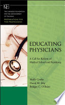 Educating Physicians Book