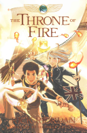 Kane Chronicles  The  Book Two The Throne of Fire  The Graphic Novel