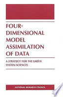 Four-Dimensional Model Assimilation of Data