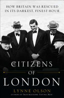 Citizens of London Book