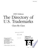 The Directory of U.S. Trademarks