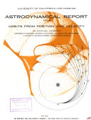 Astrodynamical Report
