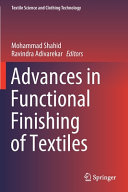 Advances in Functional Finishing of Textiles  Biotechnology  An Eco friendly Tool of Nature for Textile Industries