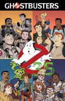 Ghostbusters 35th Anniversary Collection Book
