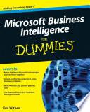 Microsoft Business Intelligence For Dummies