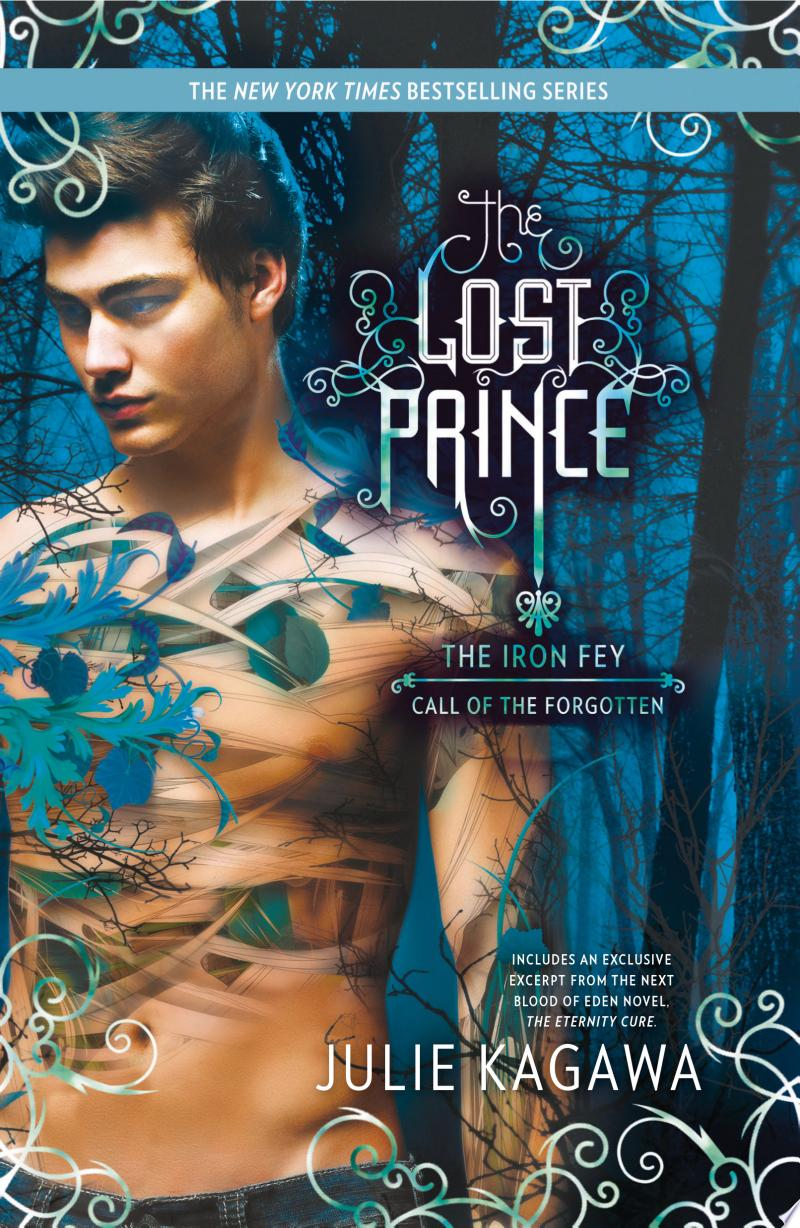 The Lost Prince banner backdrop