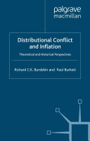 Distributional Conflict and Inflation