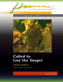 Called to Live the Gospel