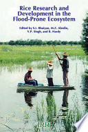 Rice Research And Development In The Flood Prone Ecosystem Book PDF