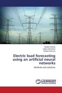 Electric Load Forecasting Using an Artificial Neural Networks