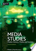 Media Studies  Media history  media and society