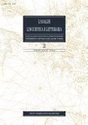 L'Analisi Linguistica e Letteraria 2010-2