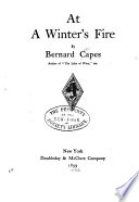 At a Winter s Fire Book