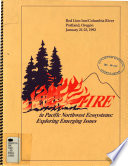 Fire in Pacific Northwest Ecosystems
