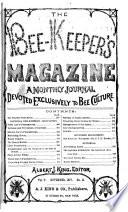 Bee keeper s Magazine Book