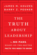 The Truth about Leadership Pdf/ePub eBook