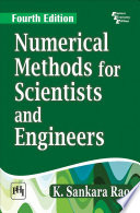 NUMERICAL METHODS FOR SCIENTISTS AND ENGINEERS  FOURTH EDITION Book