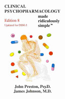 Clinical Psychopharmacology Made Ridiculously Simple Book