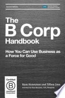 The B Corp Handbook Second Edition