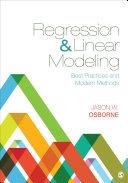 Regression   Linear Modeling