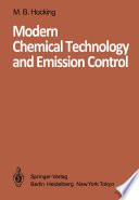 Modern Chemical Technology and Emission Control