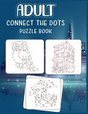 Adult Connect the Dots Puzzle Book Book