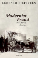 Pdf Modernist Fraud