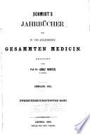 Schmidt's Jahrbuecher