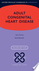Adult Congenital Heart Disease Book