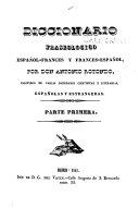 Diccionario fraseológico español-francés y francés-español