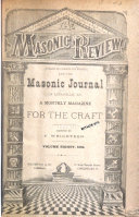 The Masonic Review